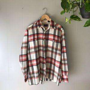 traditionalist} Plaid Shirt